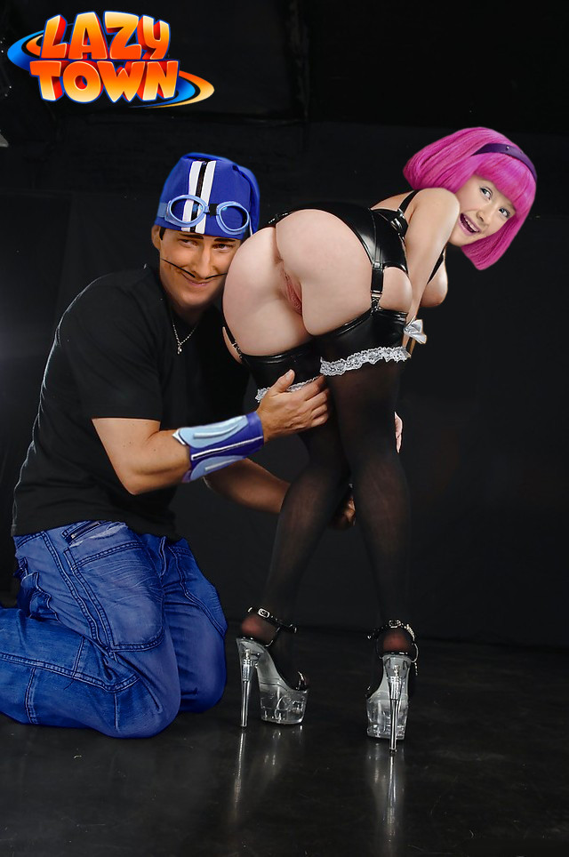 sportacus and stephanie relationship trust