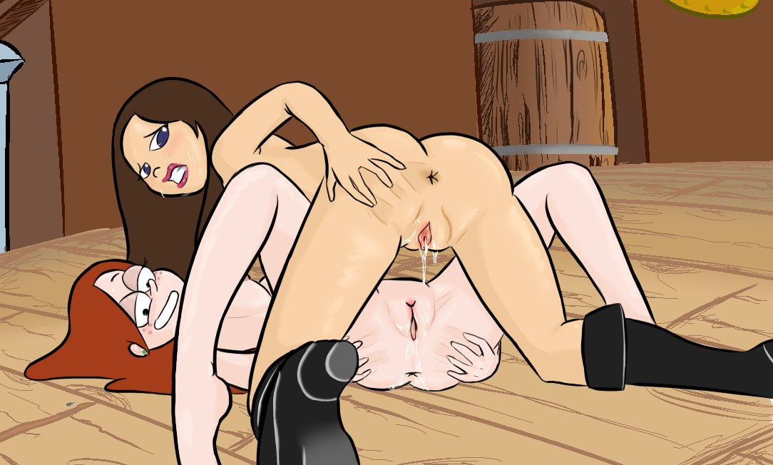 phineas and ferb wet pussy