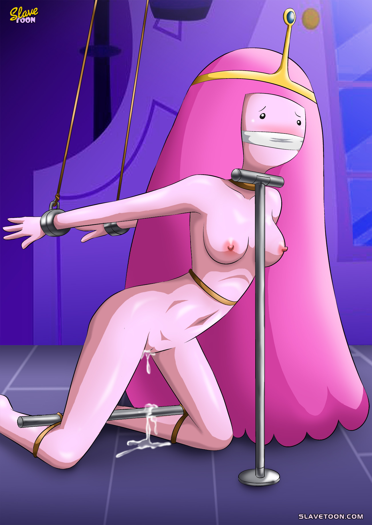 Has princess bubblegum hentai