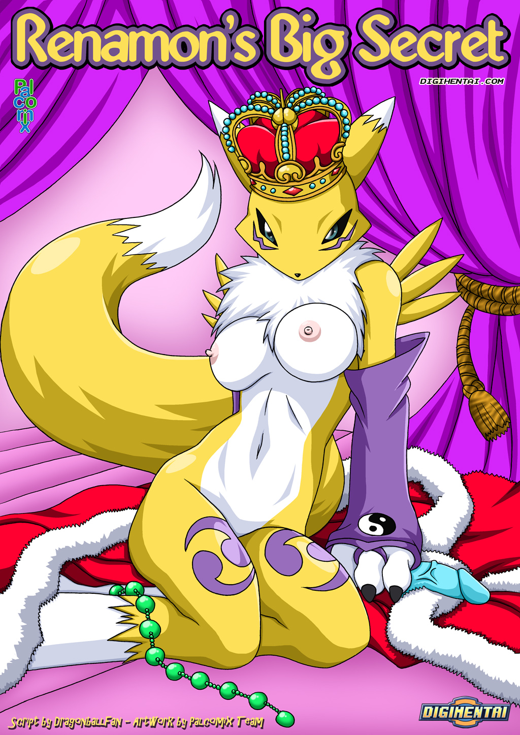 digimon grown up porn