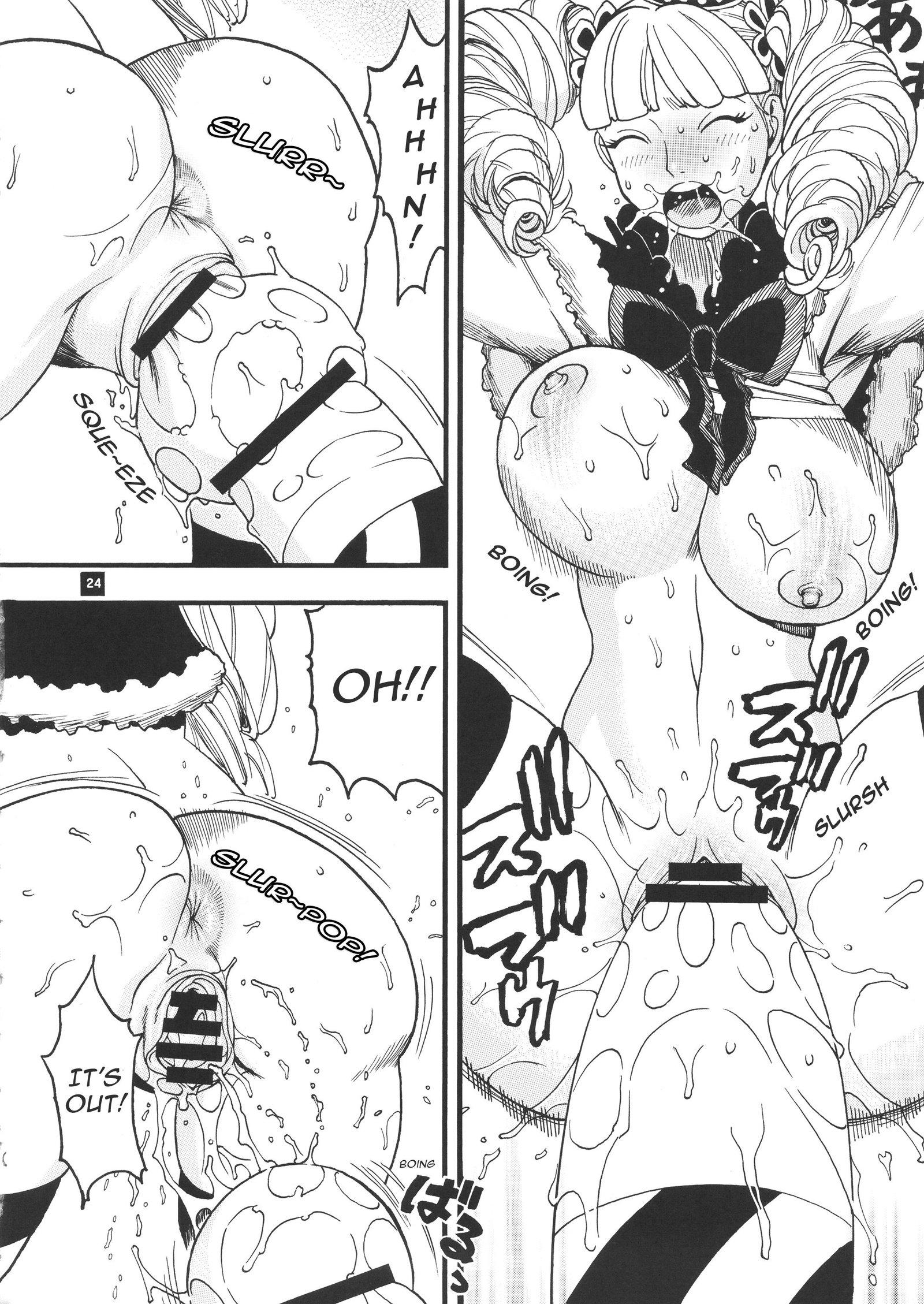 Apologise, english one piece dojin hentai pity, that