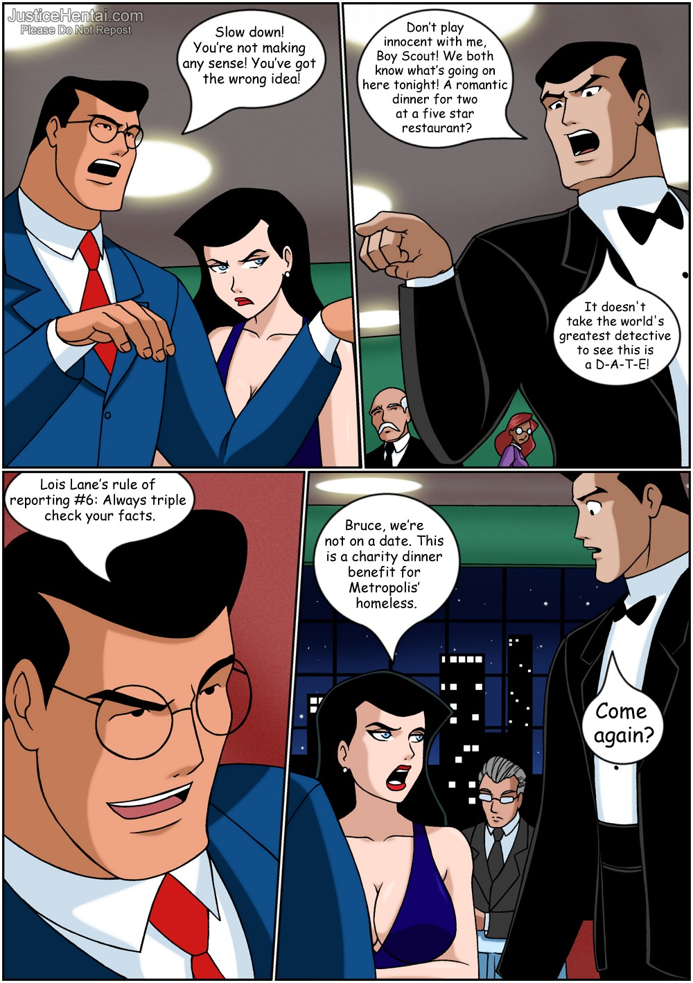 Batman And Lois Lane Porn