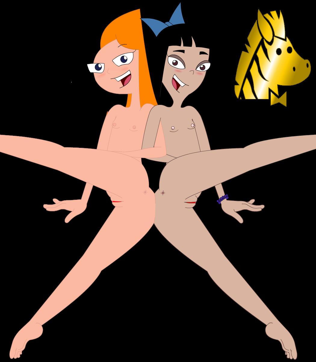 Nackt phieneas und ferb Phineas und