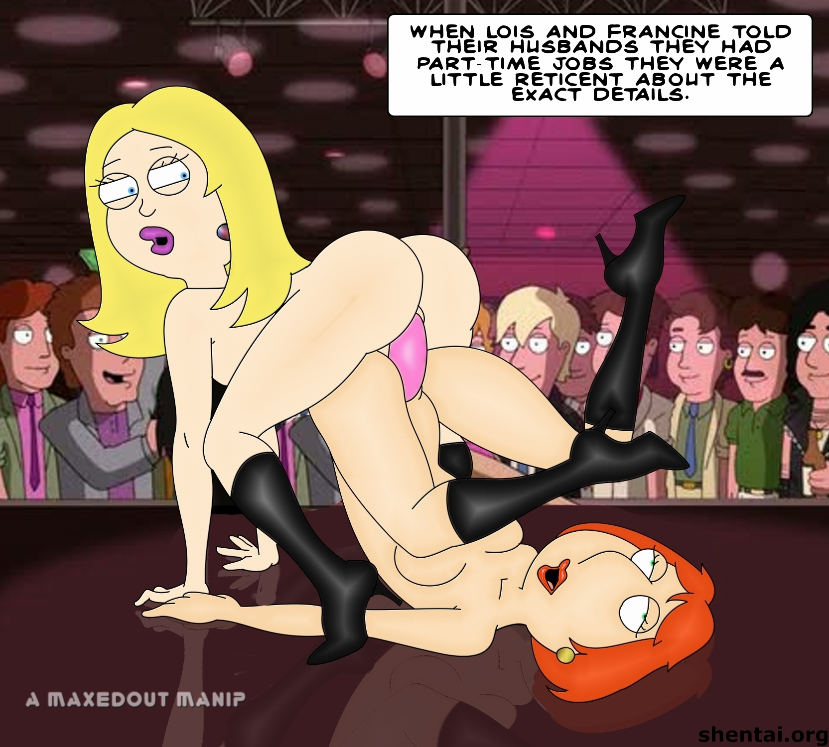 Agree, your American dad sex doll pity, that