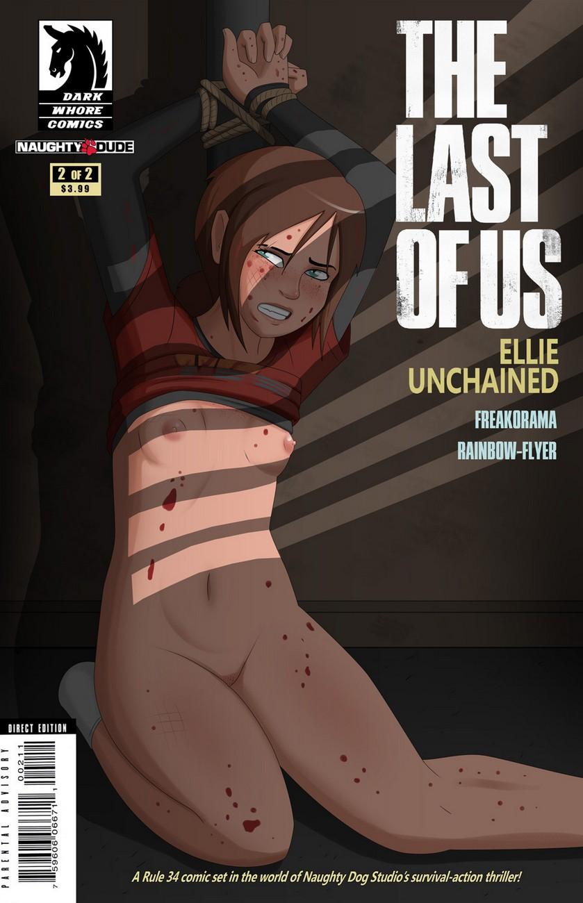 Us last hentai of The Last