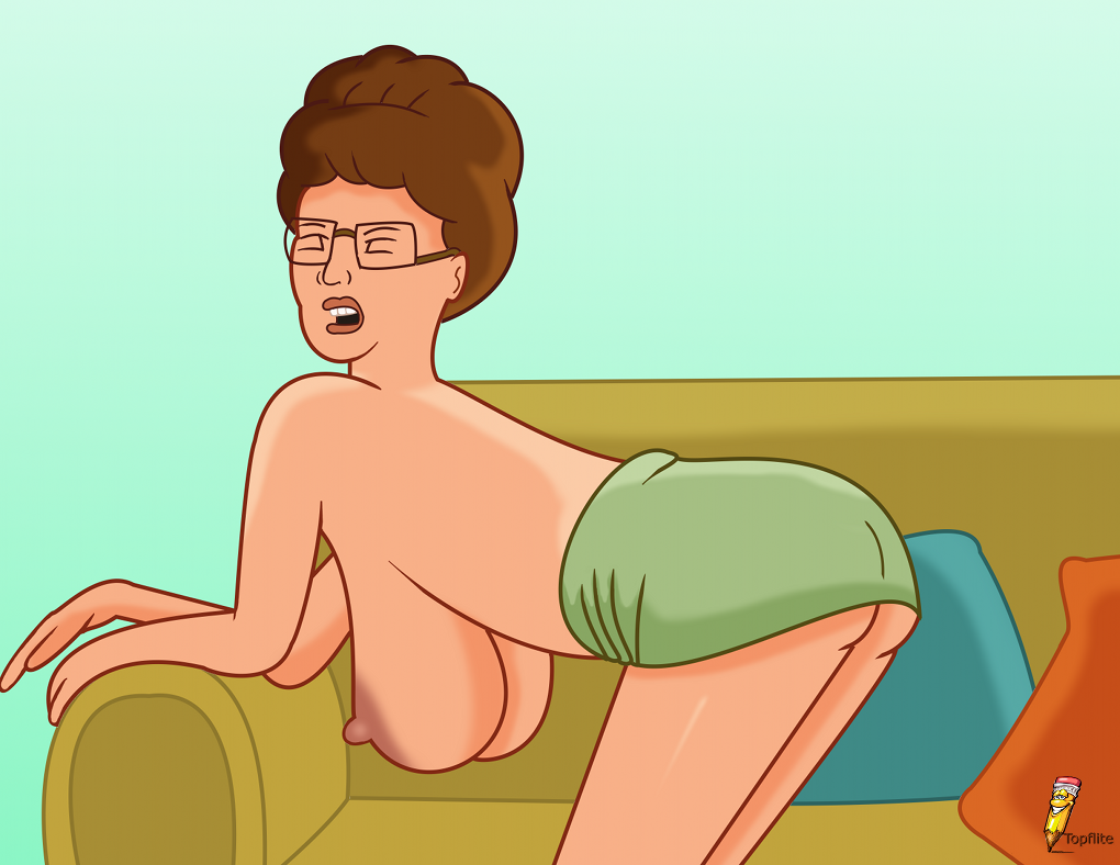 family guy and king of the hill porn