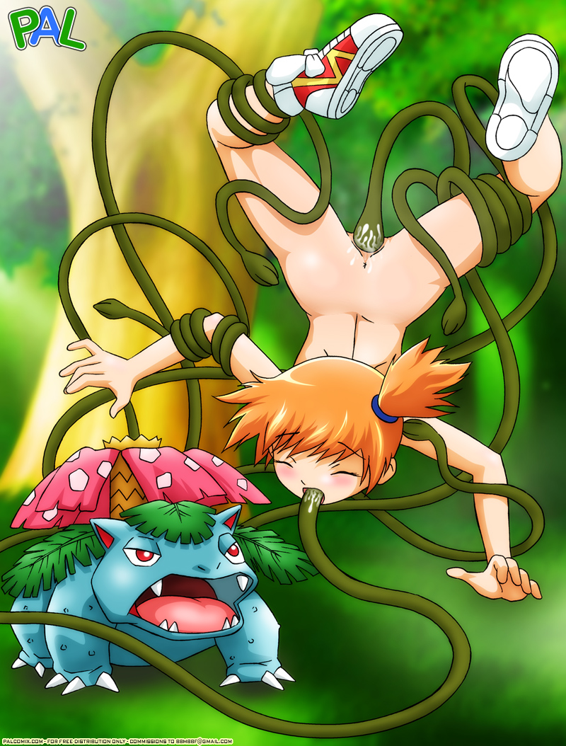 Misty nackt pokemon PokéBAN: 20
