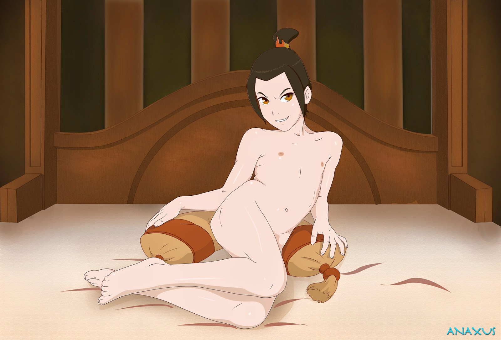 Avatar The Last Airbender Pooping Nude