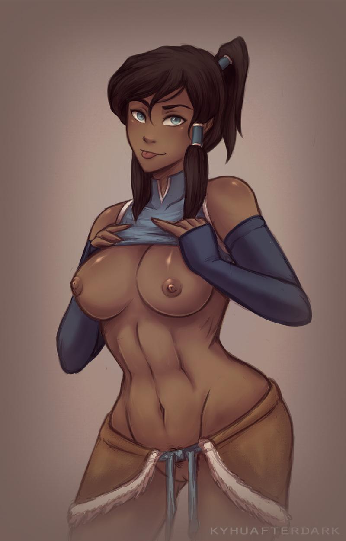 Avatar korra naked
