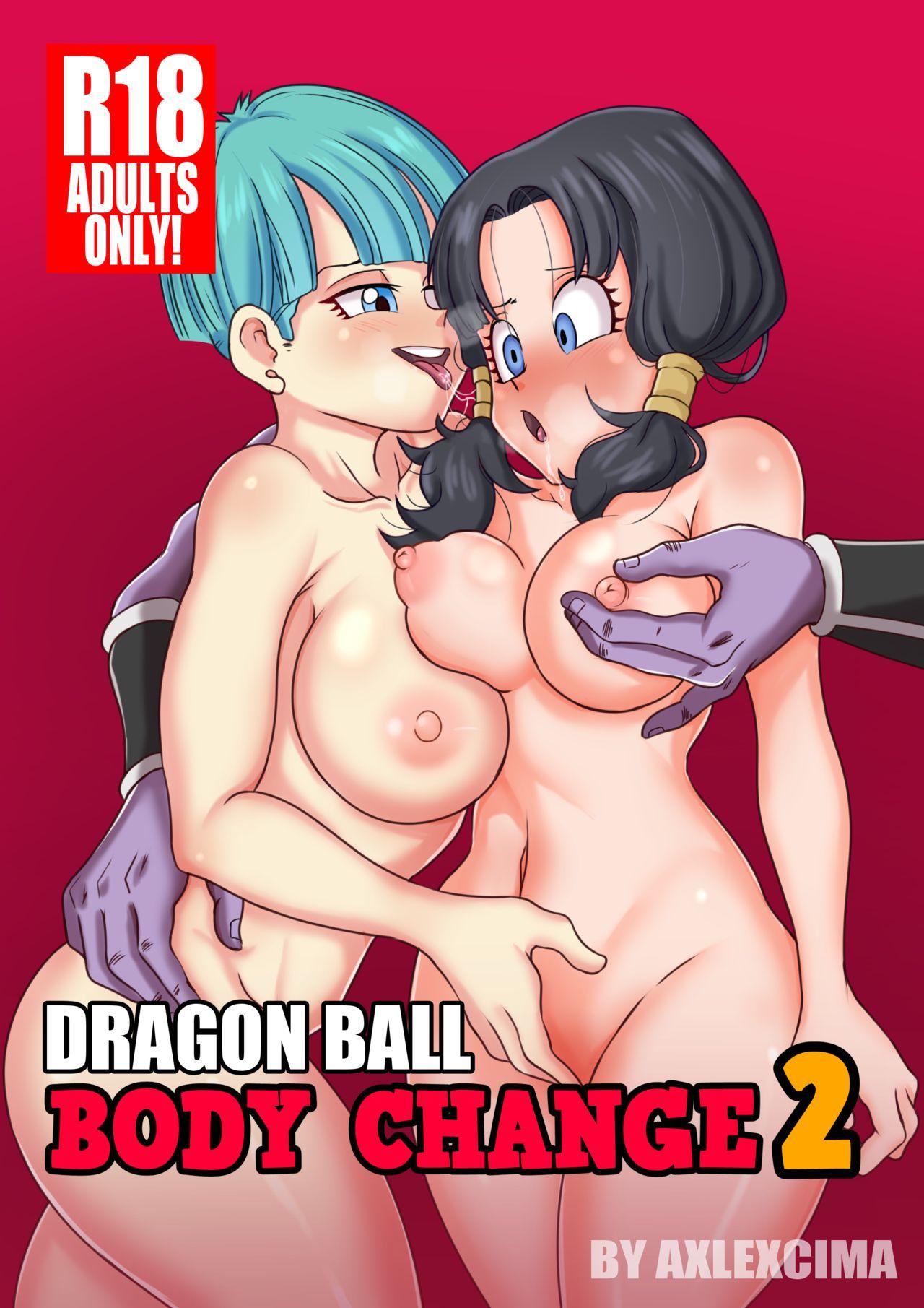 Ball hentai dragon anime Dragon Ball