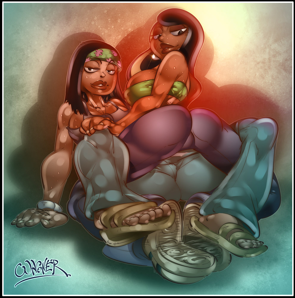Sapphic erotica presents nichol and ayane