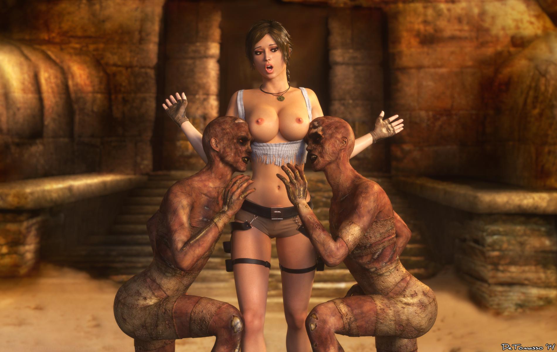 Порно Лара Крофт Lara Croft порно мульты и мультики
