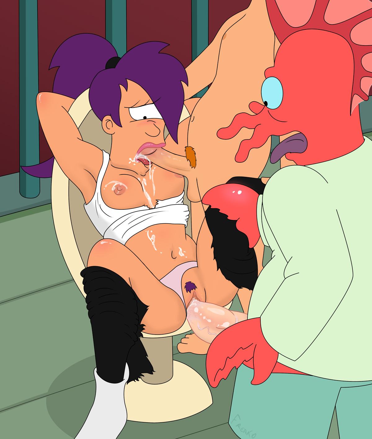 Zoidberg hentai porn