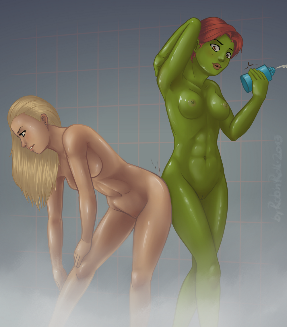 Words... super, Miss martian and artemis porn really. All