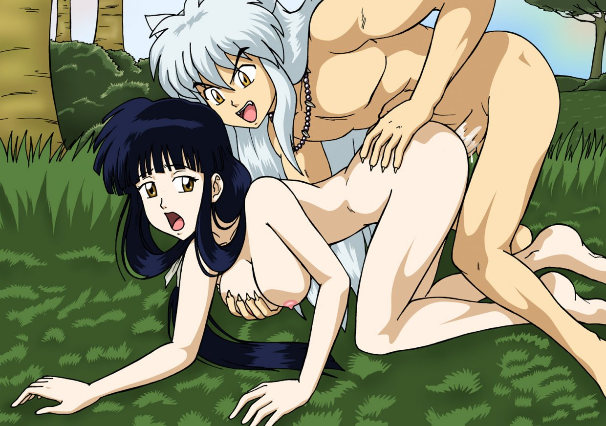 kagome higurashi porn video
