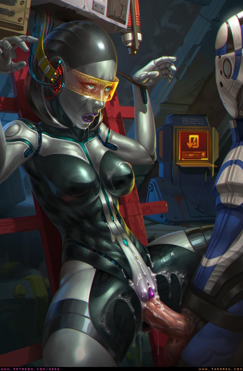 Mass Effect Sex Scean 90