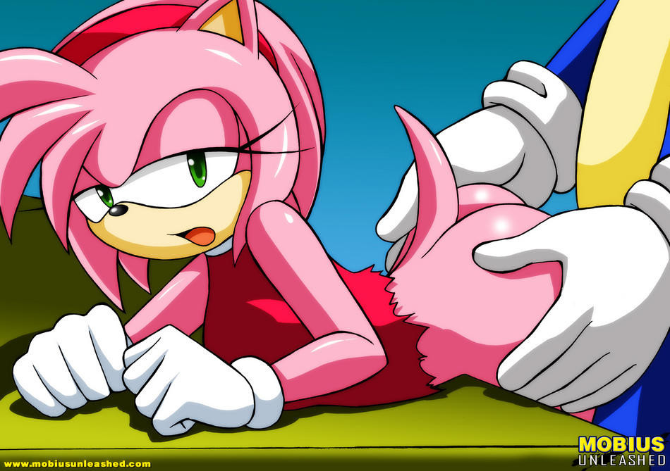Amy the hedgehog porn