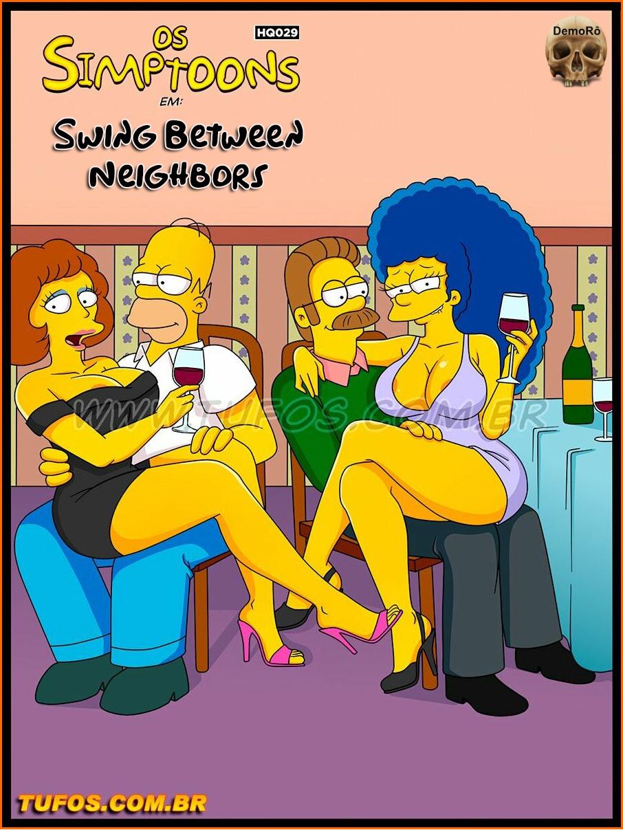 Simpsons hentai die Simpsons Hentai
