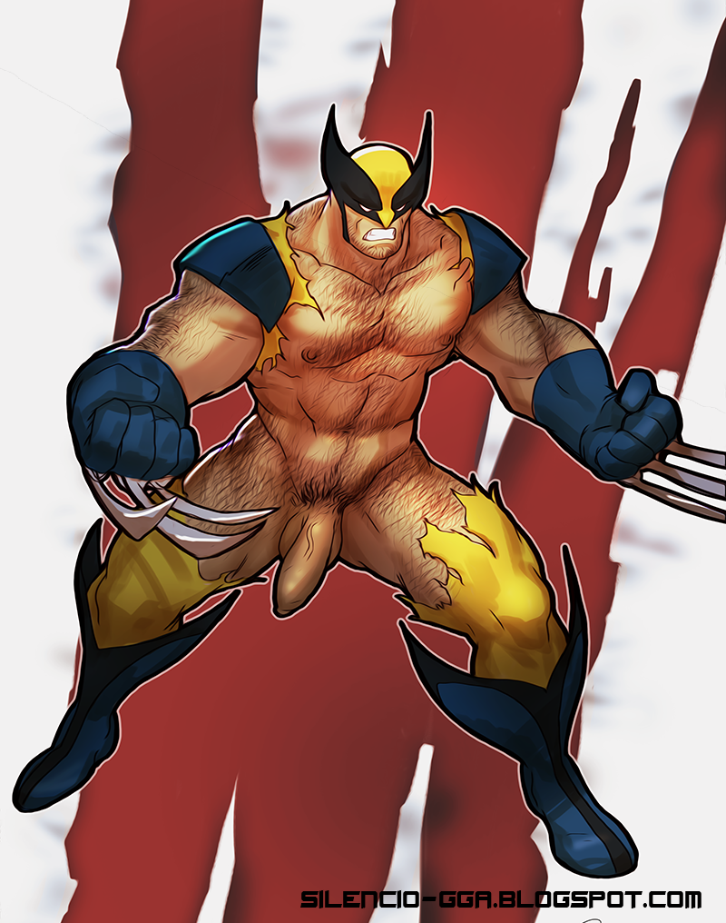 Logan fucks spider girl