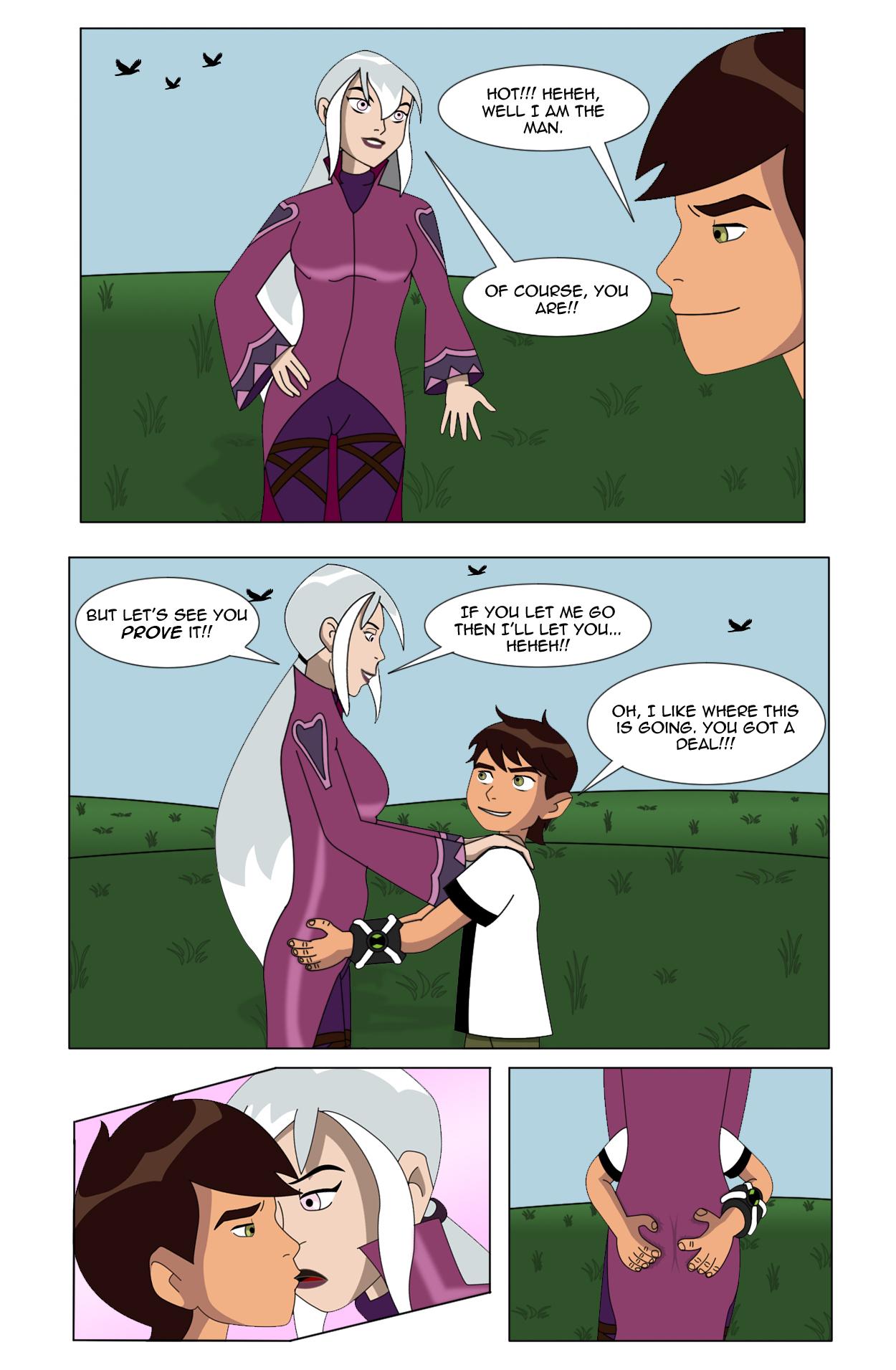 Permalink To Ben 10 And Gwen Hentai
