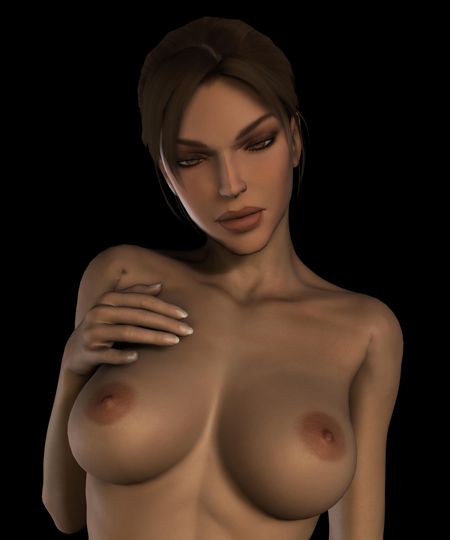 Lara Croft Tits