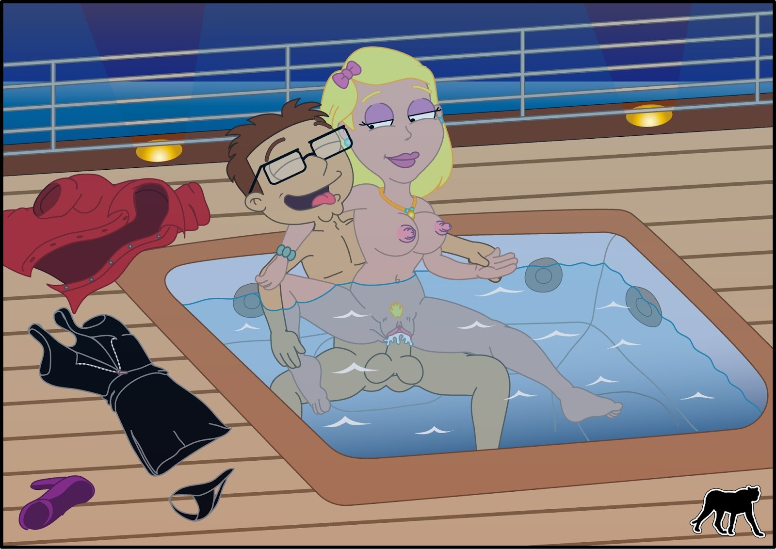 Nude pics of american dad