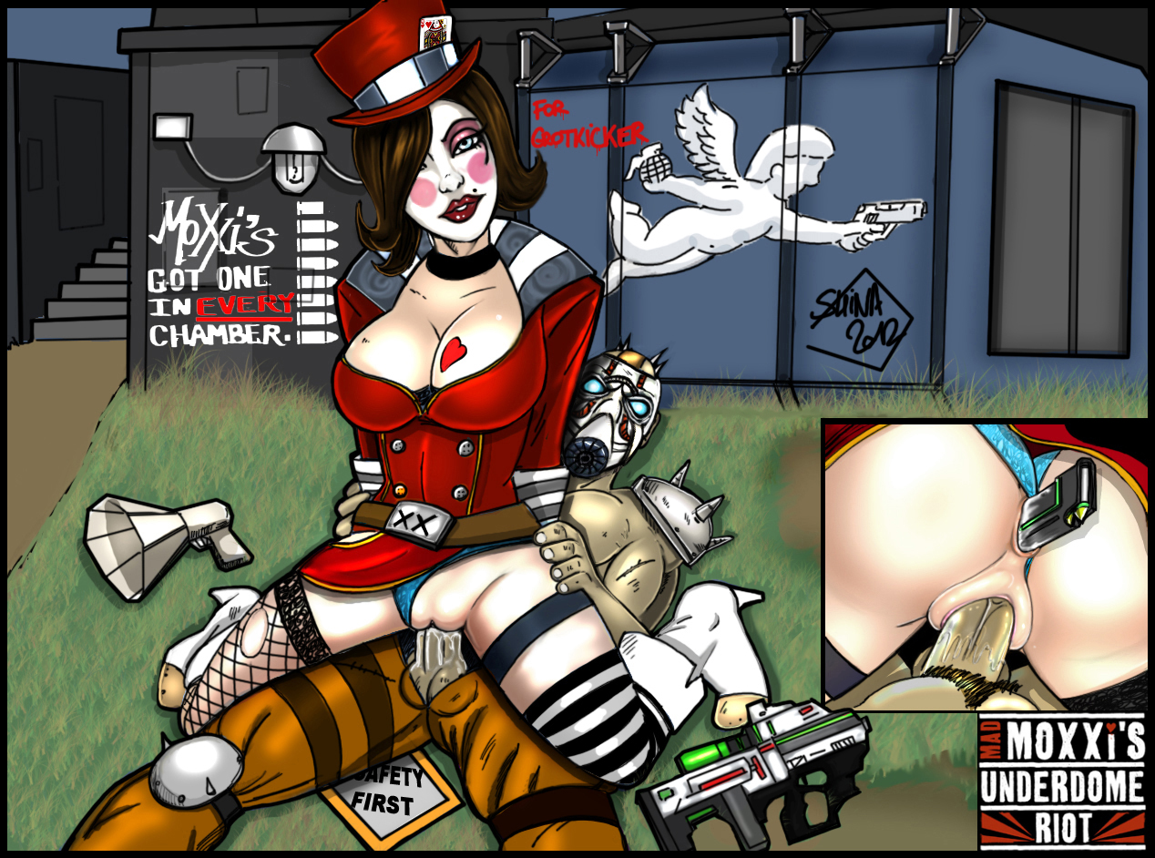 Mad moxxi hentai for the