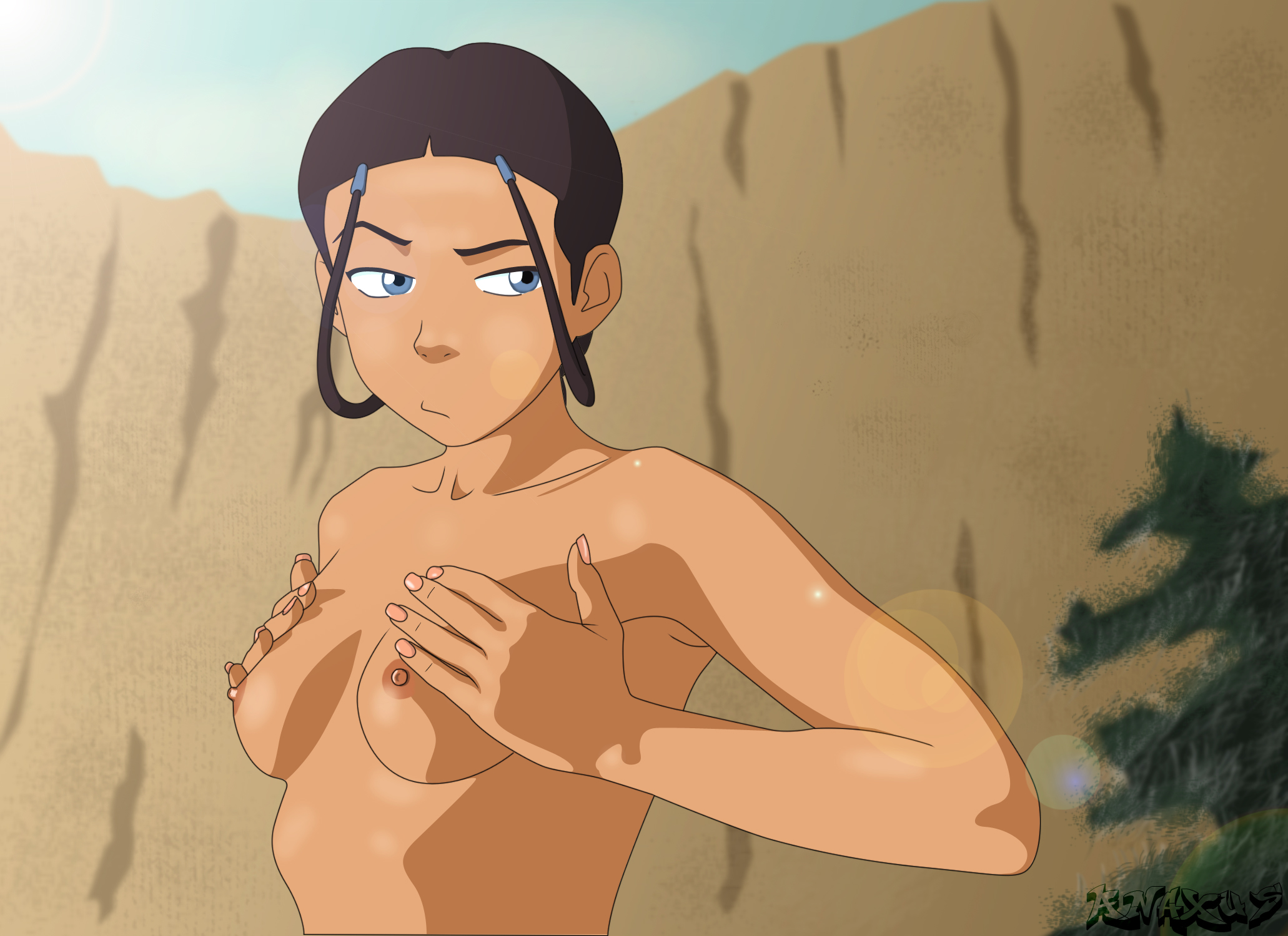 the last airbender xxx boobs