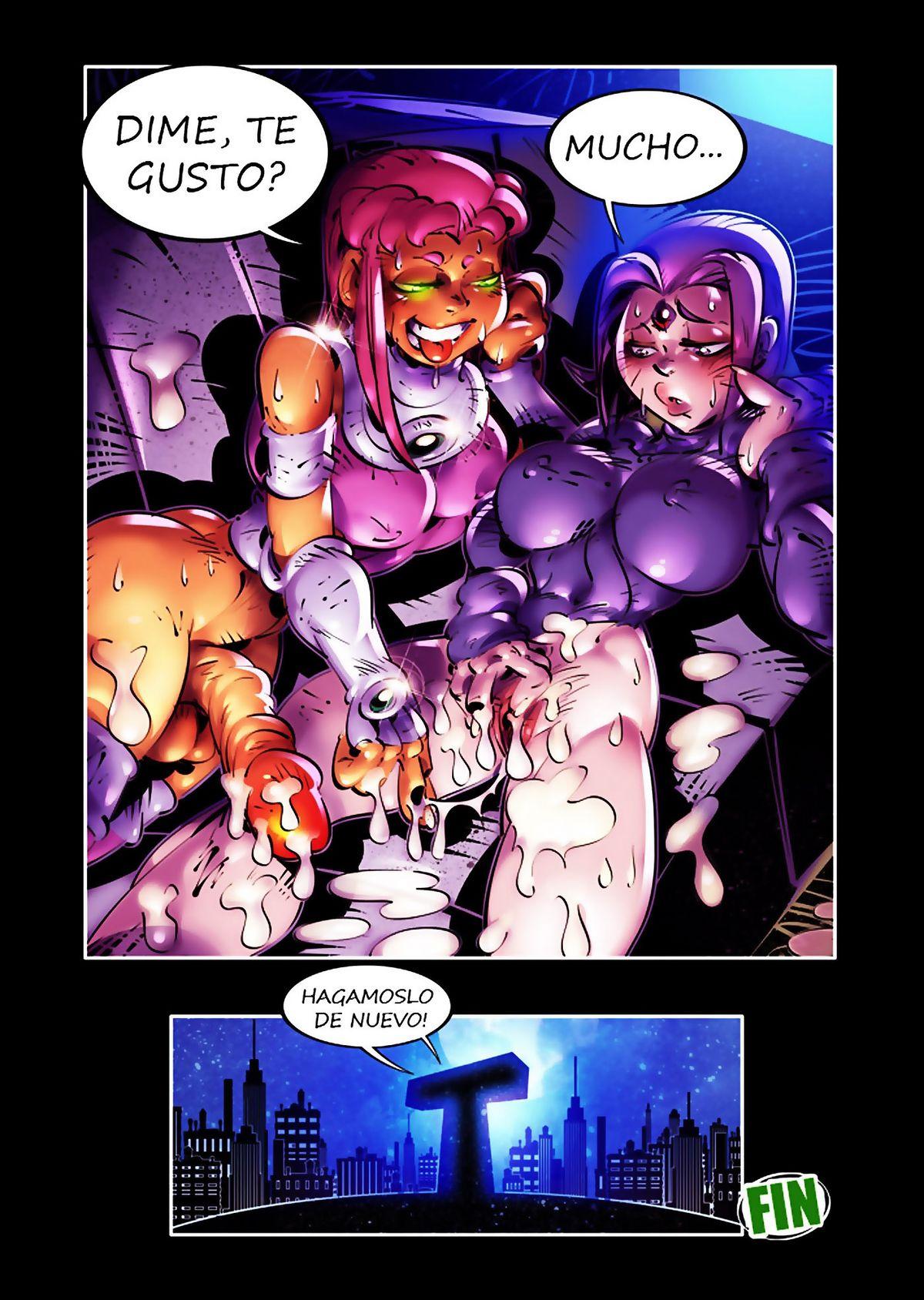 Teen Titans Mature 30