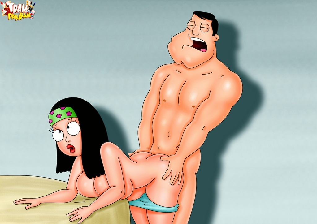 Think, american dad hayley porno exact