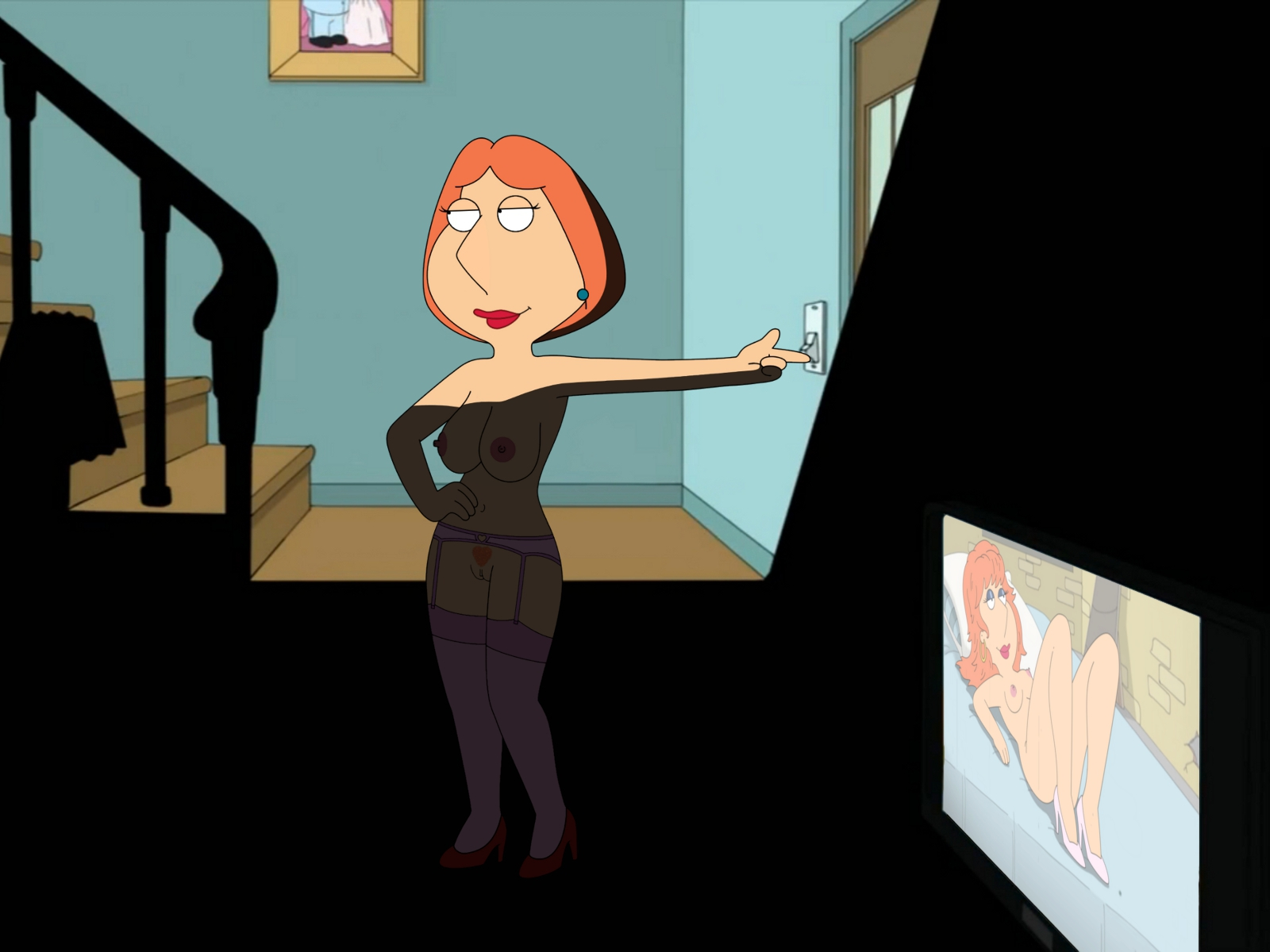 Toon tube family guy porno