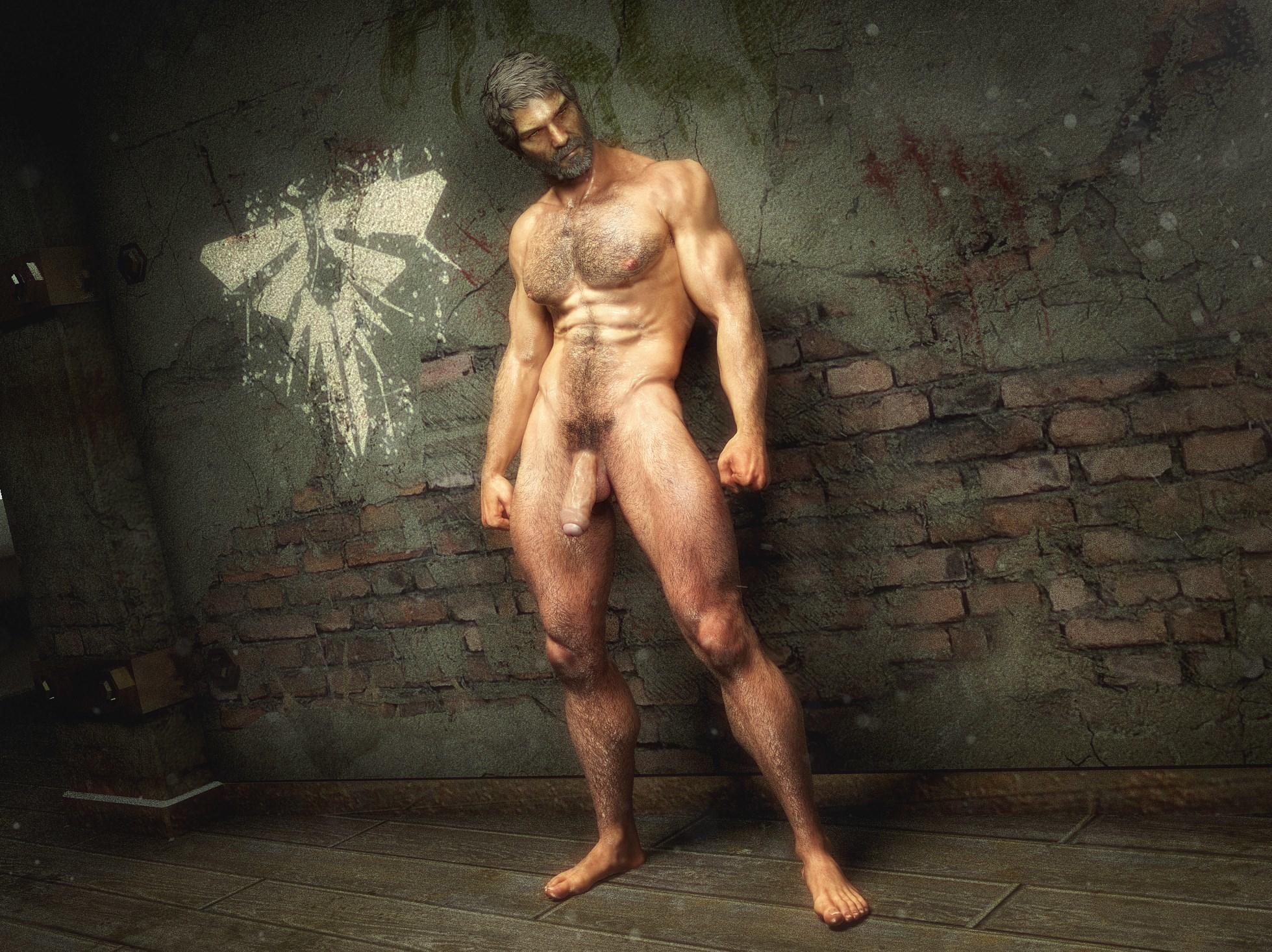 The last of us nude