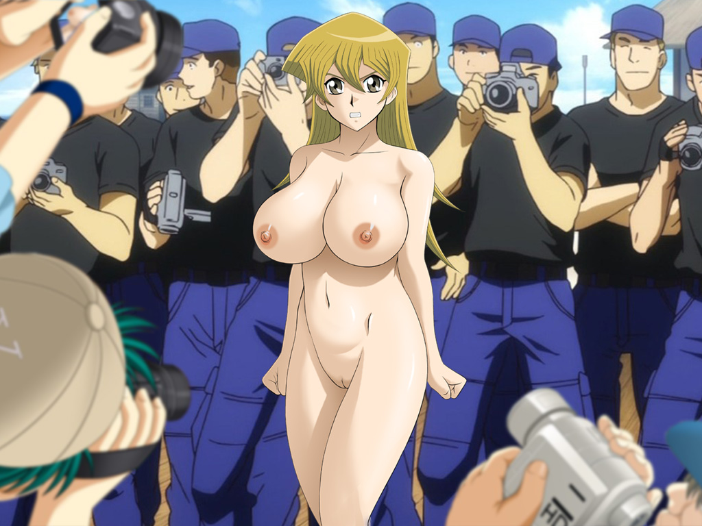 Above Yugioh alexis fully nude seems remarkable