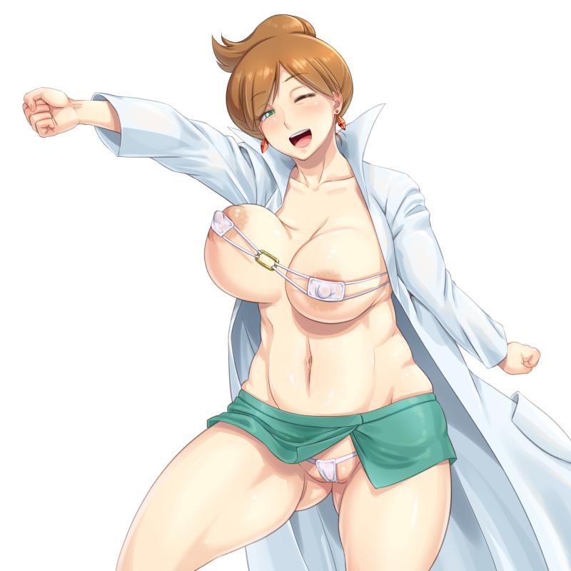 Something is. Pokemon lucia naked