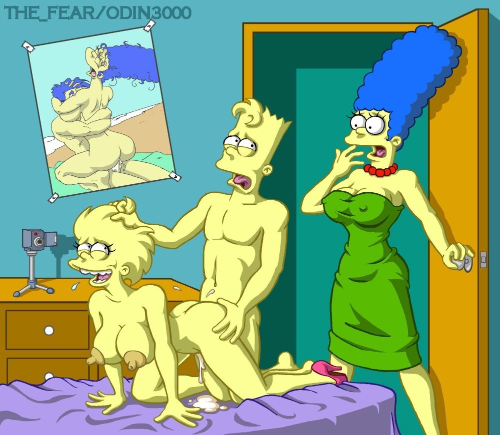 simpsons porn galleries