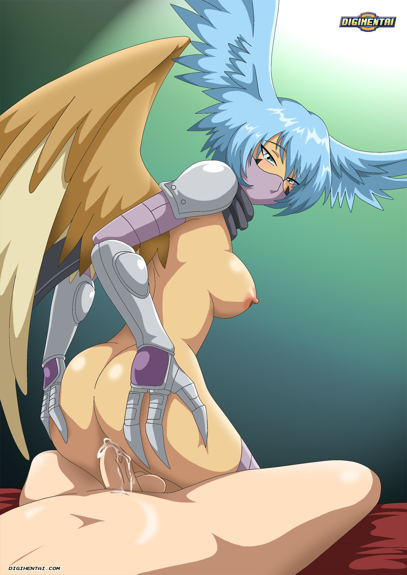 Digimon Data Squad Sex 40