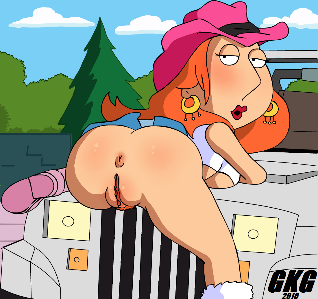Family guy hentei