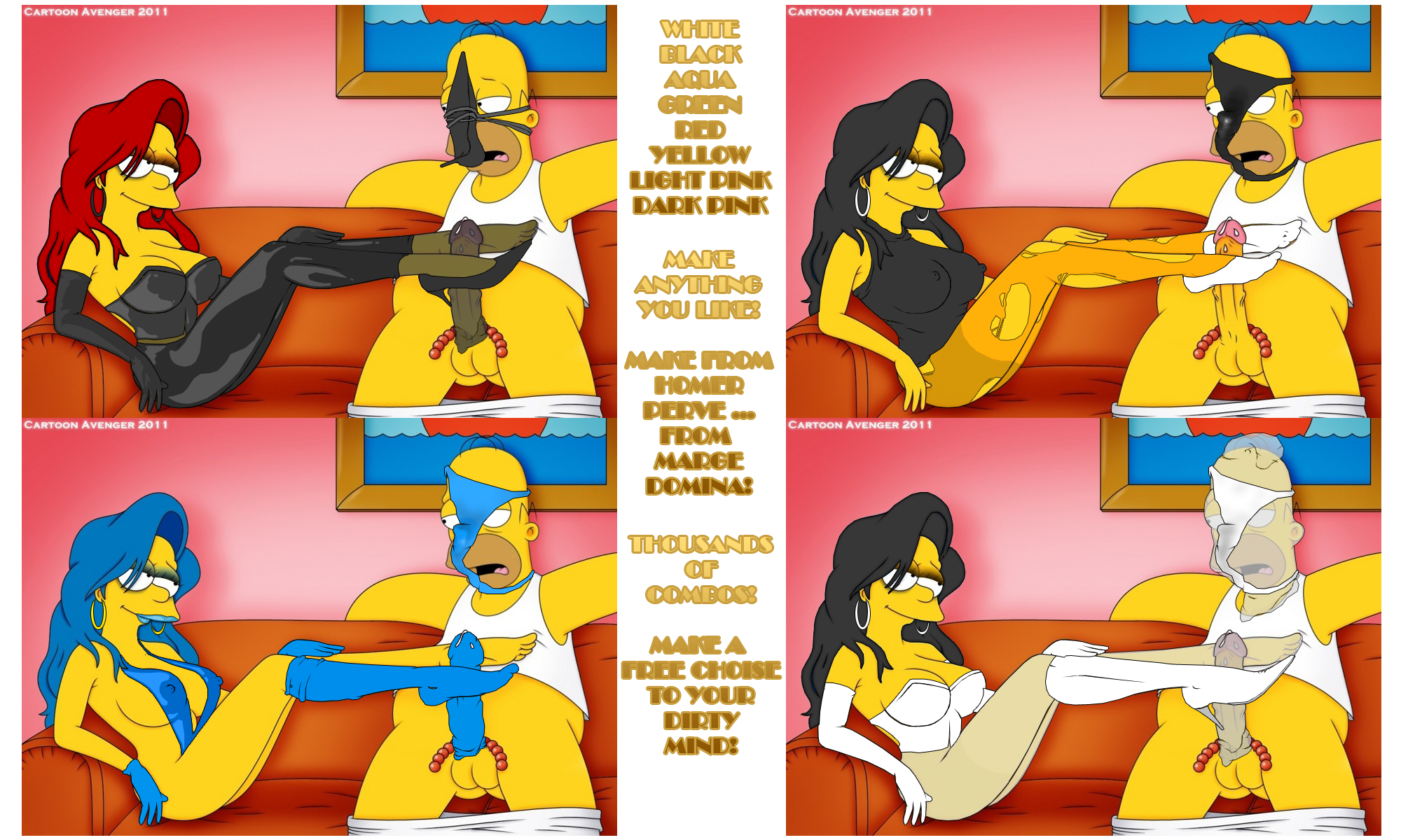 Confirm. agree Marge simpsons and bart kinky sex you
