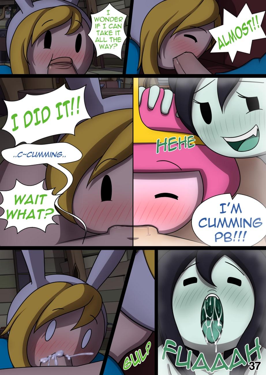 Adventure Time Pirn misadventure time 3 extra - paradox shma&hell - adventure