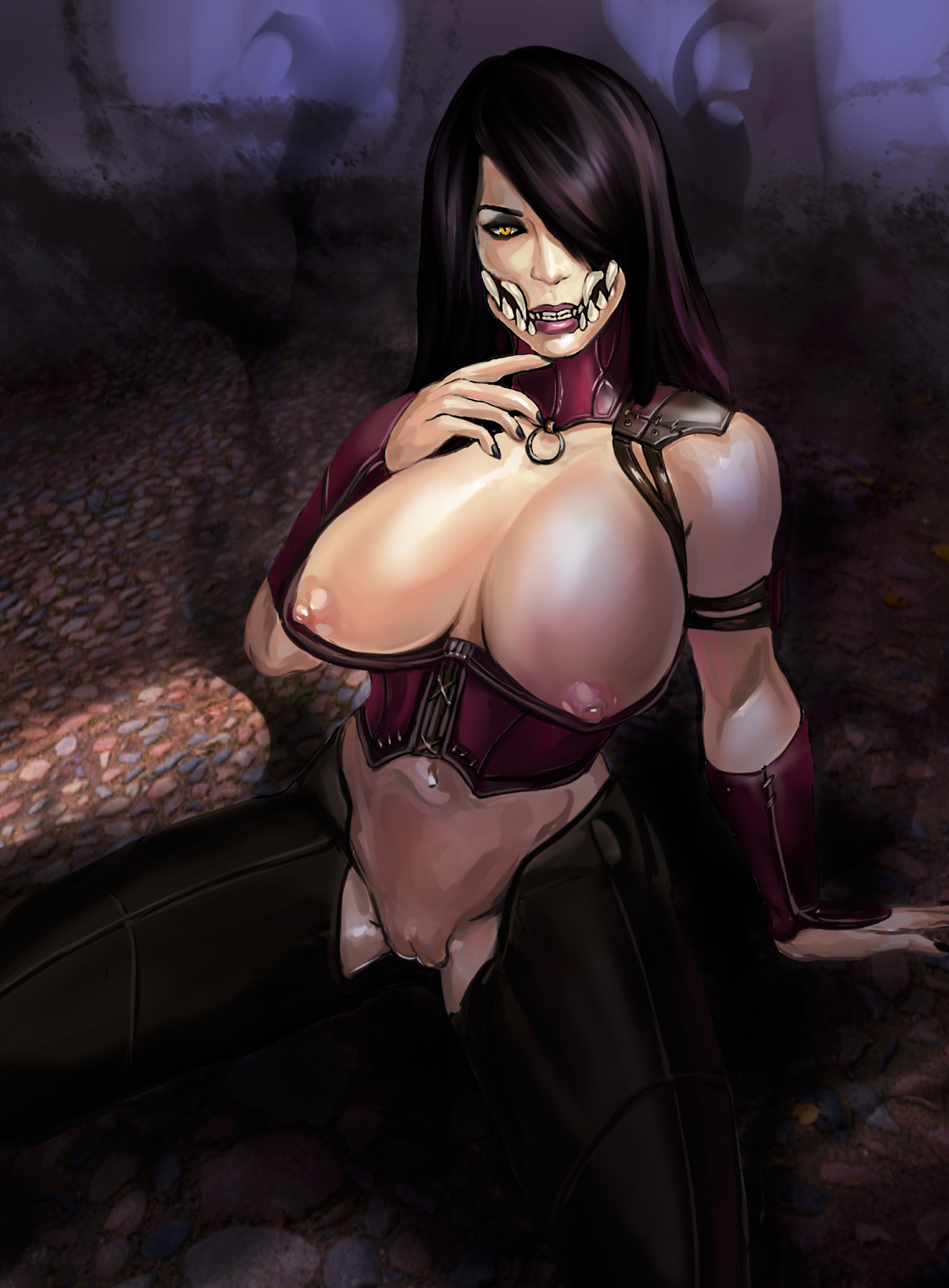 Final, sorry, Mortal kombat tits xxx the ideal
