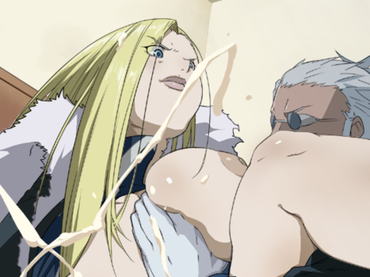 Have removed fullmetal alchemist fuck and blowjob opinion you