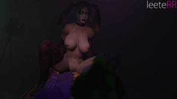 Batman Hentai Porn GIF