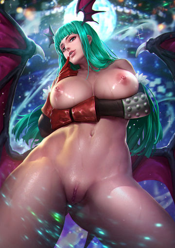 Pity, Felicia darkstalkers hentai think, that