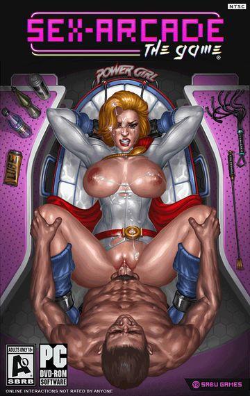 Marvel Hentai Porn GIF