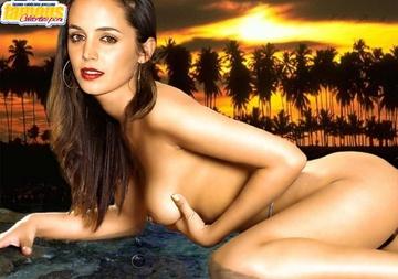 Hot Actress Eliza Dushku Nude