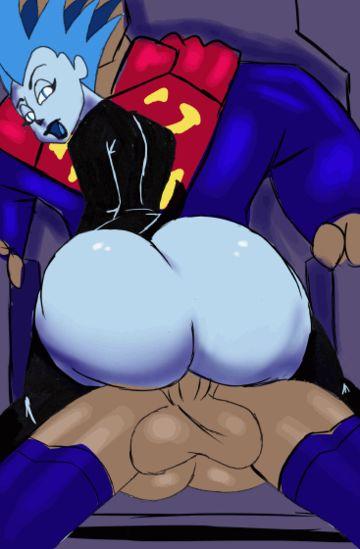 Justice League Hentai Porn GIF