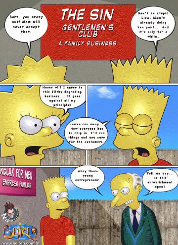 Simpsons Hentai Porn Doujinshi