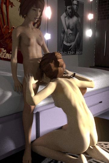 Life is Strange Hentai Porn GIF