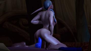 World of Warcraft Hentai Porn GIF