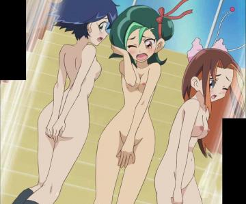 Tori naked yugioh